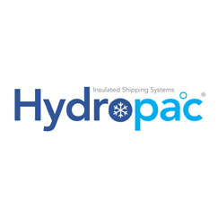 Hydropac insulated shipping systems logo