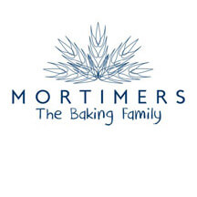 Mortimers the baking famliy logo